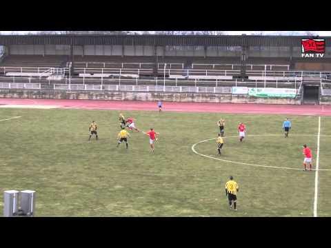 Tor: Dresdner SC 1898 1:0 Post SV Dresden