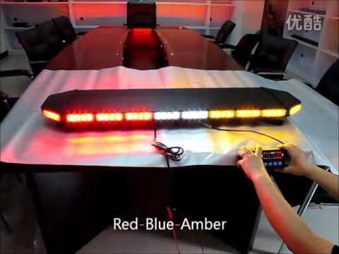 Code 3 Tri Color Interior Lightbar Doovi