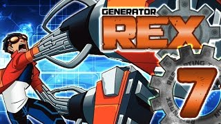Generator Rex: Agent of Providence Walkthrough Part 7 (PS3, X360, Wii) 100% Level 7: Abysus (Ending)