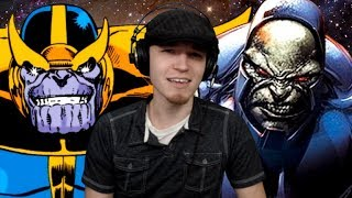 Let's Watch DEATH BATTLE | Thanos VS Darkseid