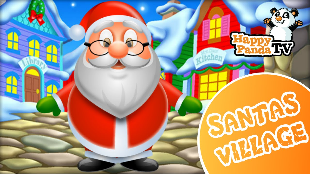 christmas games santas village free online game for kids
