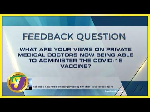 Feedback Question   TVJ News - Sept 27 2021