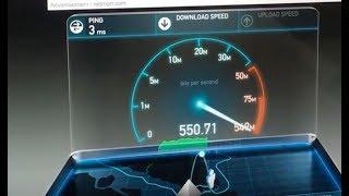 Evde 1000 Mbps Fiber İnternet. KOTASIZ !!! thumbnail