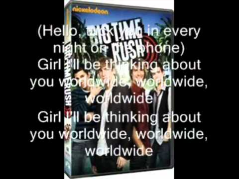 Big Time Rush Worldwide Lyrics In Video Download In Description