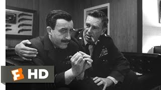 Video Dr. Strangelove (4/8) Movie CLIP - Water and Commies (1964) HD download MP3, 3GP, MP4, WEBM, AVI, FLV Juni 2018
