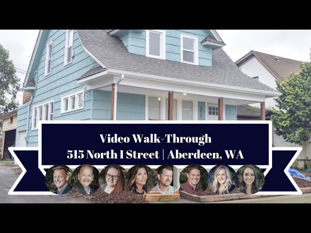 515 North I Street | Aberdeen, WA | Video Walk-Through