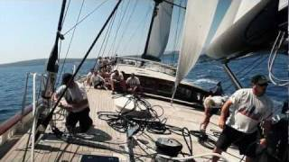 SY Marie - Superyacht Cup Palma 2011 - Vitters Shipyard