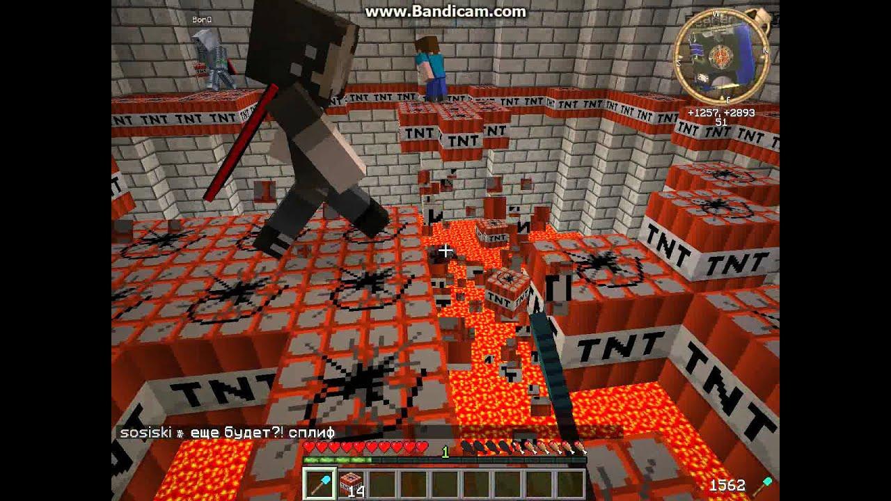 Сплиф на simpleminecraft, сервер Nano Tech#PvP Minecraft ...
