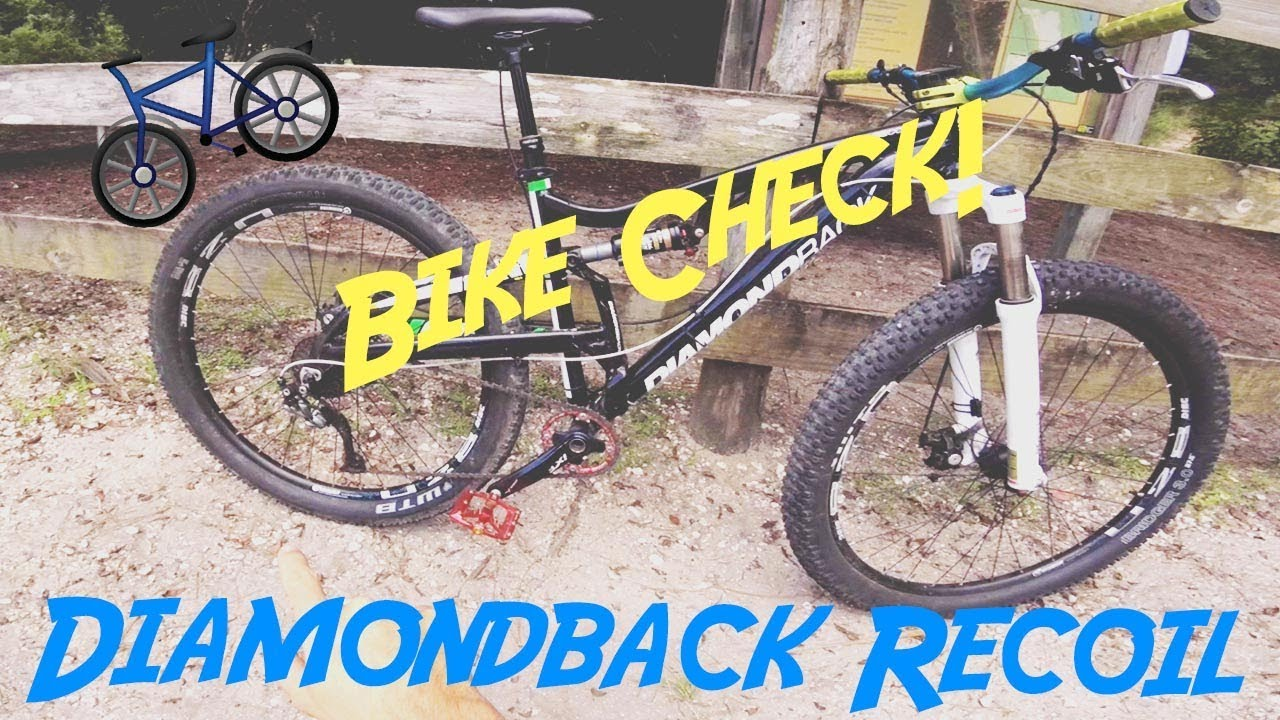 Diamondback Recoil 29er Bike Check Review Youtube
