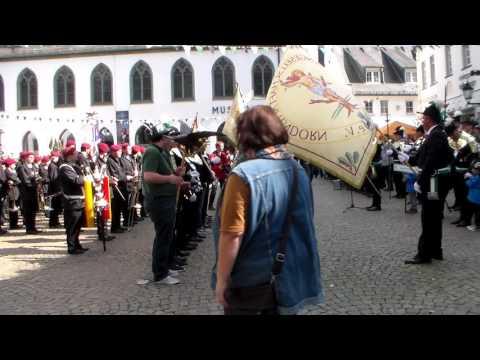 Schützenfest Attendorn 2016 Teil 2