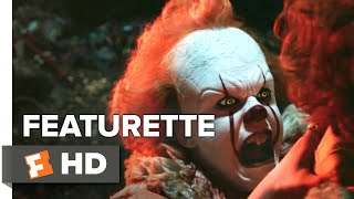 It featurette - pennywise (2017) | movieclips coming soon