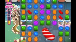 How to beat Candy Crush Saga Level 151 - 2 Stars - No Boosters - 58,520pts