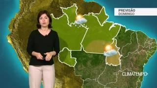 Previsão Norte – Ar seco ganha força no Pará