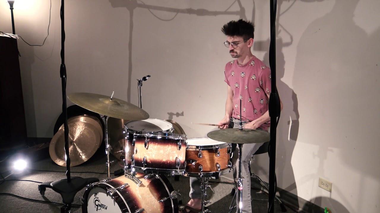 "Steve Maxwell Vintage Drums - Tama 7x14"" Starclassic White Oak Snare Drum"