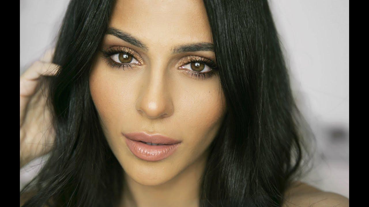 Bridal makeup tutorial makeup tutorial teni panosian youtube - Copper Eye Makeup Charlotte Tilbury Haul Natural Makeup Tutorial Teni Panosian Youtube