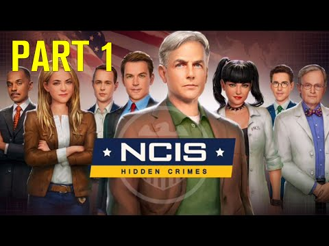 NCIS: Hidden Crimes (by Ubisoft) - iOS/Android - HD Gameplay Trailer Part 1