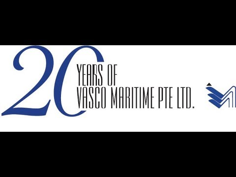 Vasco Maritime 20th Year Anniversary