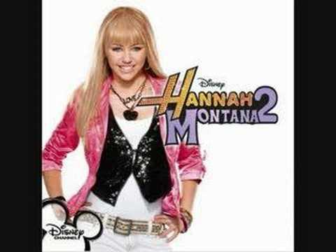 Hannah Montana-Rock Star(Deep voice)
