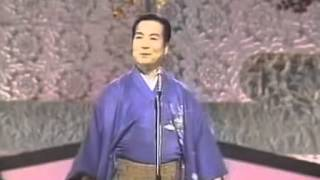 三波春夫 - 一本刀土俵入り
