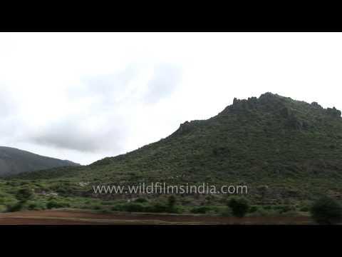 The scenic train journey from Delhi to Kerala