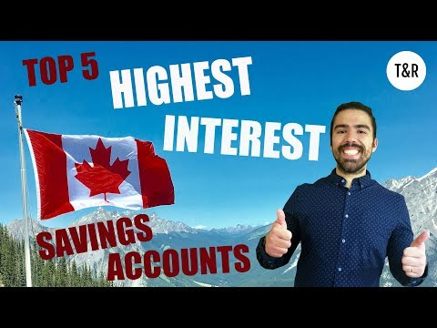 I FOUND THE HIGHEST PAYING CANADIAN SAVINGS ACCOUNTS FOR 2019 (NOT TANGERINE BANK)