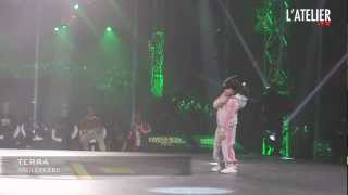 BGIRL TERRA vs BBOY LEELOU - Amazing Baby Battle (CHELLES BATTLE PRO 2013) - Video HD HQ