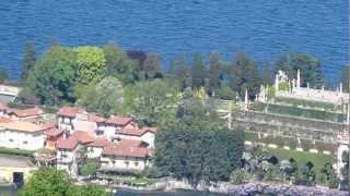 Le meravigliose bellezze del lago maggiore.MOV