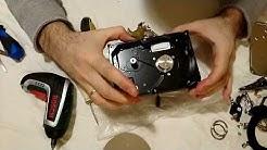 Разглобяване на хард диск