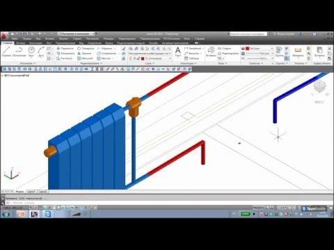 Новое решение для проектирования систем отопления – Project StudioCS Отопление 3.0 (09.02.2016)