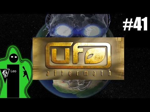 Let's Play UFO: Aftermath #41 Heavy weight rescue of Grays