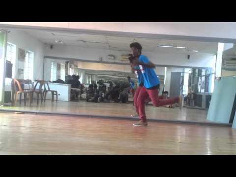 Aathangara Orathil (Choreography) - Gana Bala & M.C.Vicke Yaan song.