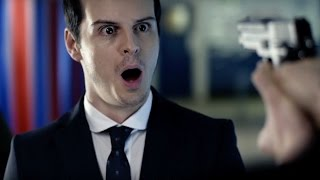 Confronting Moriarty | The Great Game | Sherlock