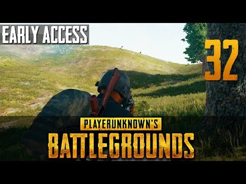 [32] PLAYERUNKNOWN'S BATTLEGROUNDS Early Access w/ GaLm and Ritz