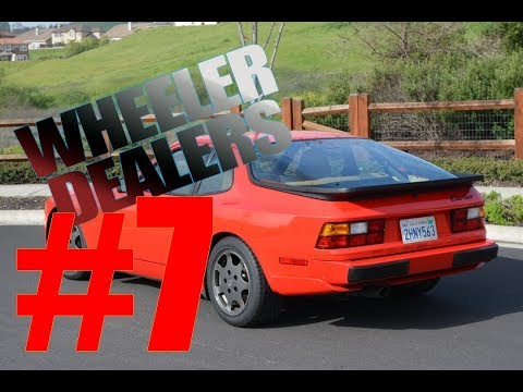 WHEELER DEALERS FRANCE S2.E7 - Porsche 944
