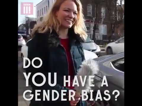Do you have a gender-bias?