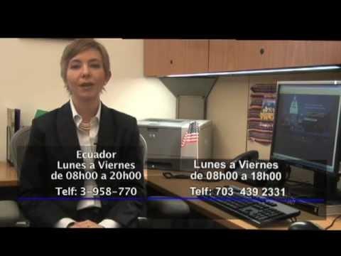 NUEVO PROCESO PARA SOLICITUD DE VISA - EMBAJADA EE.UU. QUITO