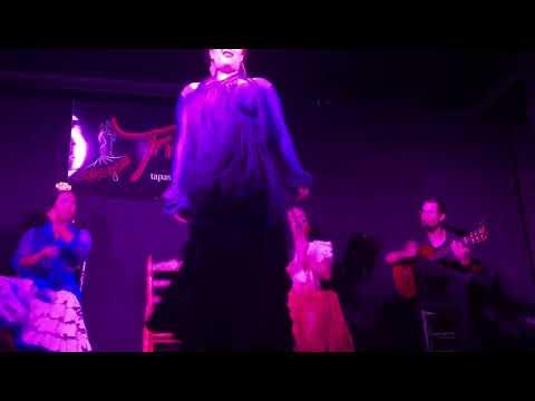 Woman tap dancing Puerto Rico
