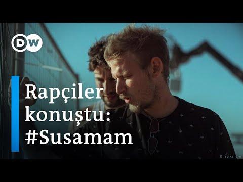 #Susamam: Türkiye gündemine damgasını vuran rap klibi - DW Türkçe