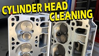 How to Clean Cylinder Heads the Easy Way!
