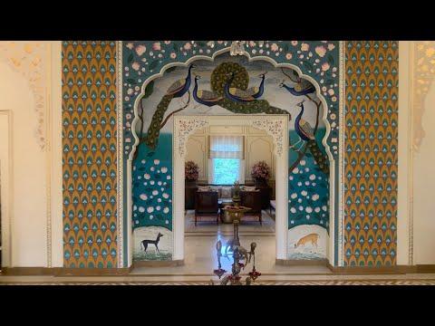 Hotel Review - Taj Jai Mahal Palace, Jaipur, Rajasthan, India