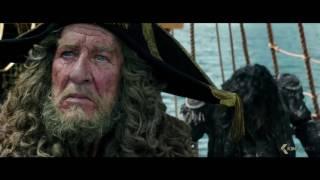 Пираты Карибского моря 5: Мертвецы не рассказывают сказки — Русский трейлер #3 (2017)