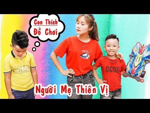 tai game ninja school hack khong can kich hoat - Người Mẹ Thiên Vị - Mẹ Hãy Yêu Thương Các Con Như Nhau ♥ Min Min TV Minh Khoa
