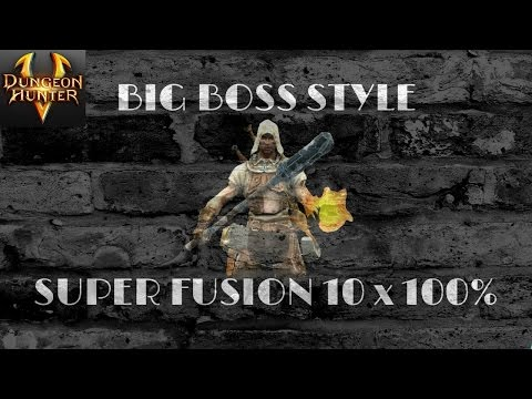 Dungeon Hunter 5 - Super Fusion 10 X 100% HD