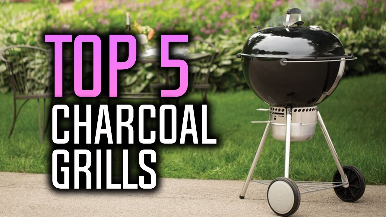 Best Charcoal Grills In 2017