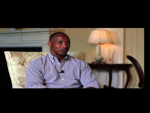 "Lynn Swann Interview for ""No Ordinary Joe"" documentary!"