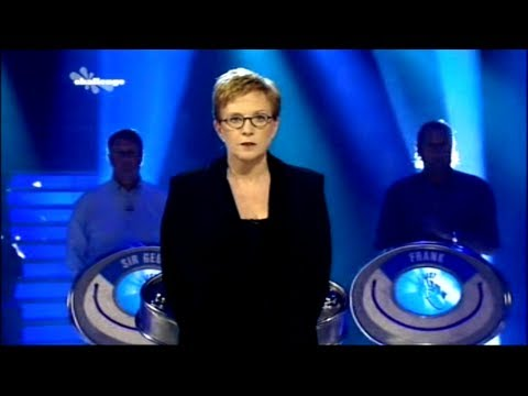 Weakest Link - (Football Special) - 31st August 2001