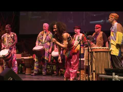 CFC Performance - Cape Cod African Dance and Drum | @marioninstitute