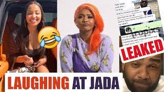 LEAKED Voicenote & Text | Shenseea LAUGHS At Jada? | Bounty Message To Andrew Holnes