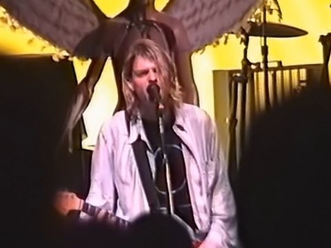 Nirvana - 11/27/93 - Miami -[Deshaked/Aud1-Sync/60fps]- AT&T Amphitheater @ Bayfront Park - [Full]