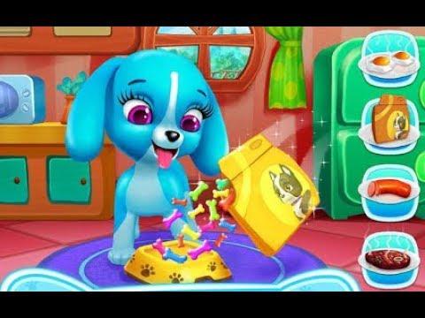 Fun Pets Care Kids Games Puppy Love My Dream Pet Ipad Gameplay Youtube